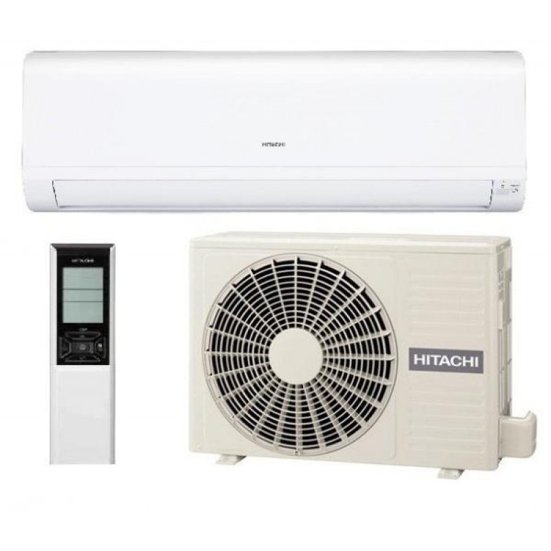 Aparat de aer conditionat Hitachi Performance RAK-25RPC-RAC-25WPC Inverter 9000 BTU