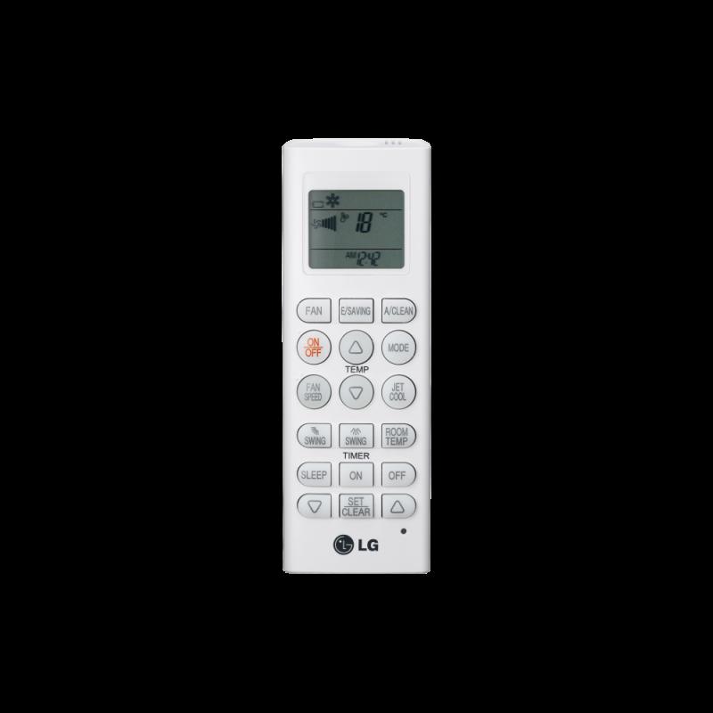 Aparat de aer conditionat LG Standard PLUS Dual Inverter PC24SQ 24000 Btu  Wi-Fi inclus - 10 ani Garantie Compresor