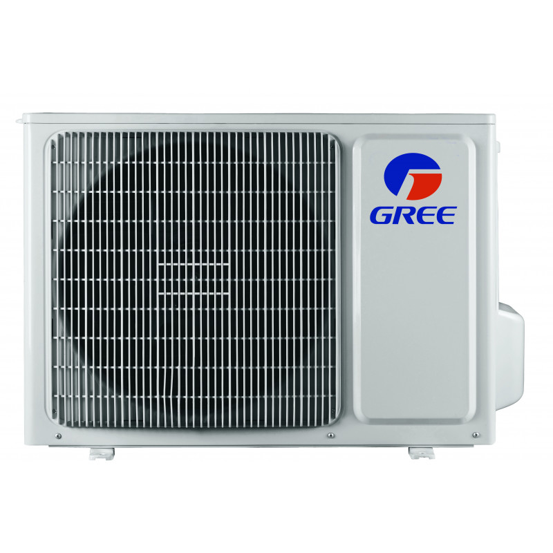 Aparat de aer conditionat Gree Bora A4 Eco Inverter Silver GWH12AAB-K6DNA4A  Wifi inclus , 12000 btu
