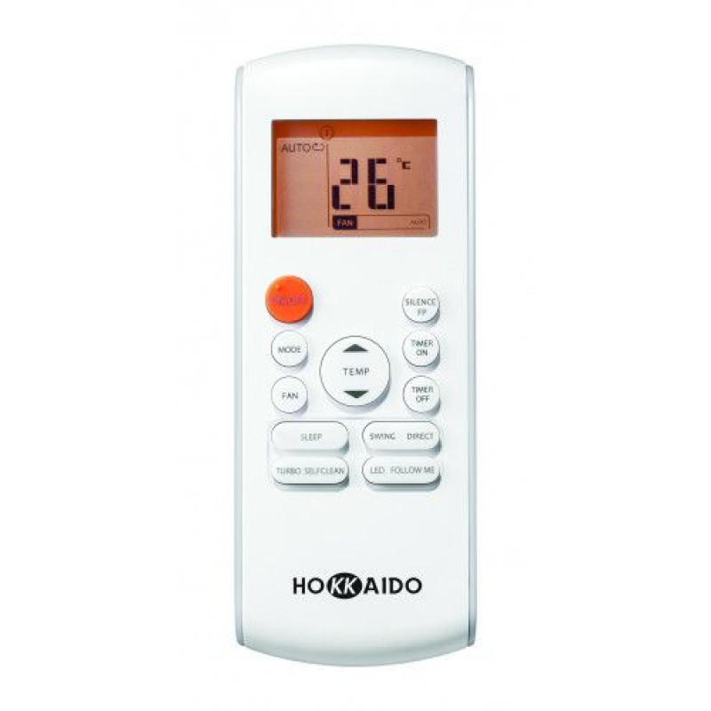 Aparat de aer conditionat HOKKAIDO Tip Duct HUCI 1080 ZA / HCSI 1080 ZA   Inverter 36.000 Btu, 380 V -Wifi Optional
