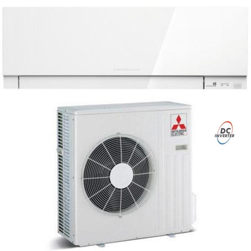 Aer conditionat Mitsubishi Electric 18000 btu MSZ-EF50VGKW-MUZ-EF50VE Inverter ,Wifi inclus , Kirigamine Zen White
