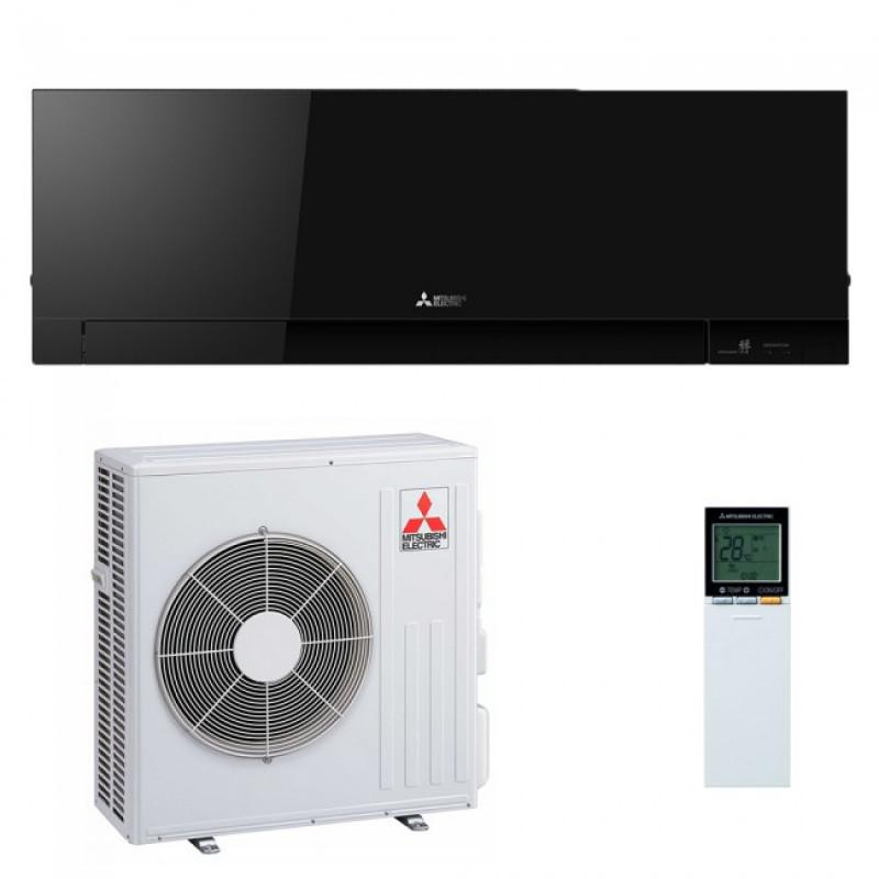 Aer conditionat Mitsubishi Electric 18000 btu MSZ-EF50VGKB - MUZ-EF50VG Inverter , Kirigamine Zen Black ,Wifi inclus