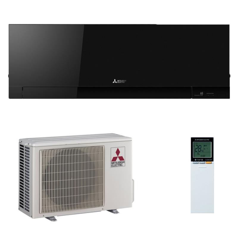 Aer conditionat Mitsubishi Electric 12000 btu MSZ-EF35VGKB+MUZ-EF35VEG Inverter , Kirigamine Zen Black , Wifi inclus