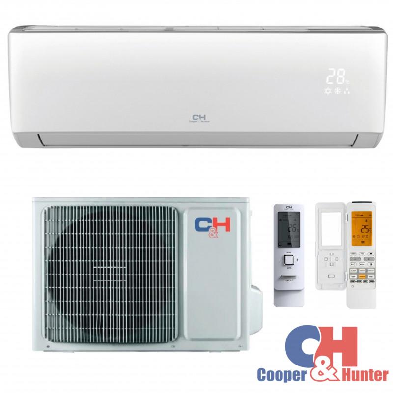 Aparat de aer conditionat Cooper&Hunter Inverter ARCTIC CH-S12FTXLA-NG,Wifi Inclus,A+++,12000 Btu