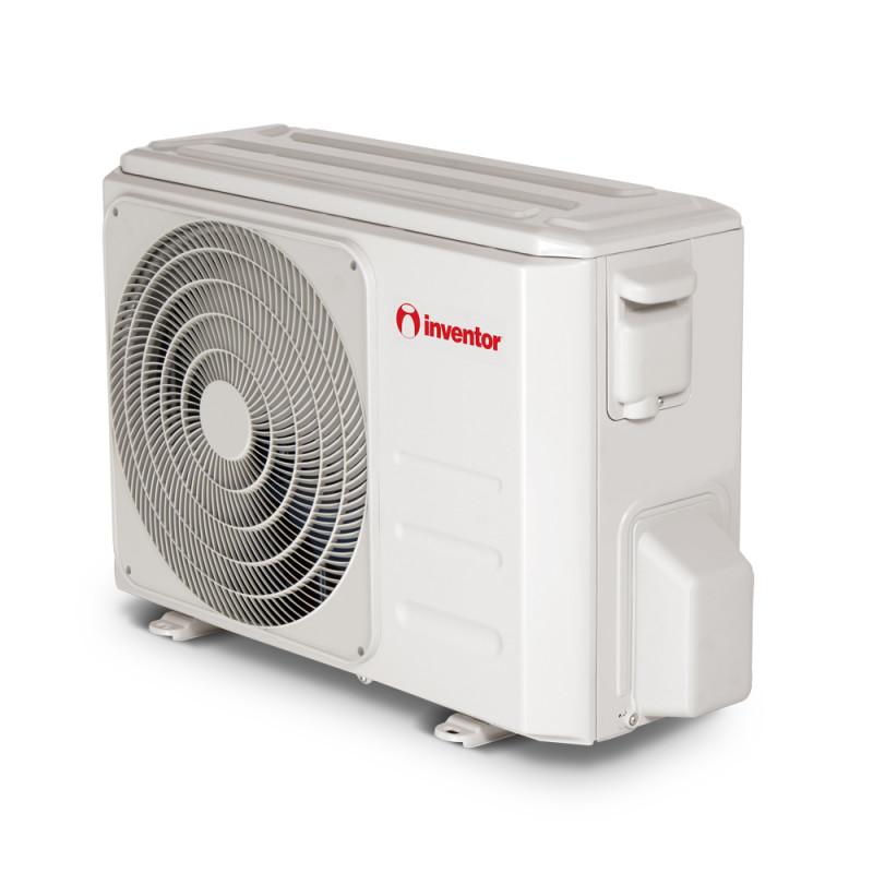 Aparat de aer conditionat Inventor Omnia Eco O3MVI32-12WiFiR/O3MVO32-12 , cu A++, R32, Ionizator puternic & Wi-Fi Ready 12000 btu